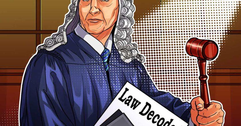 Law Decoded: Best regulation is self-regulation, Oct. 11–18